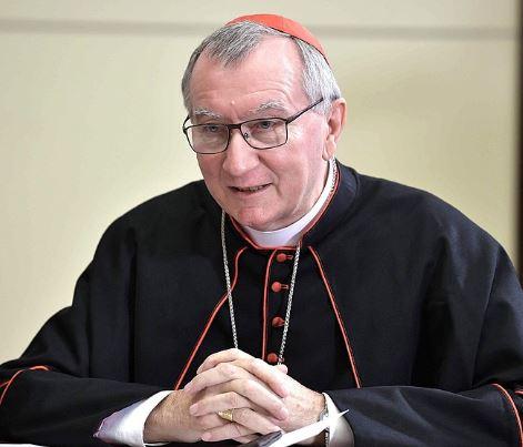 Le cardinal Parolin veut neutraliser le discours négatif sur les migrants