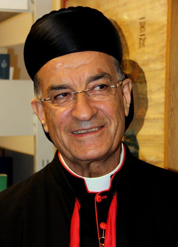 """Cardinal Béchara Boutros Raï: """"Une visite fondamentale pour tout le Moyen-Orient"""""""