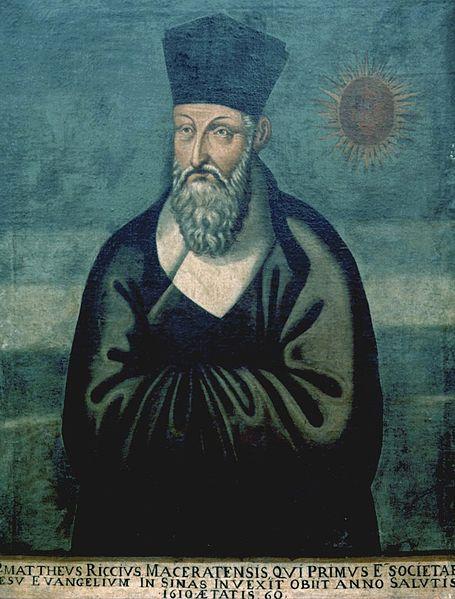Matteo Ricci, un pionnier de l'inculturation