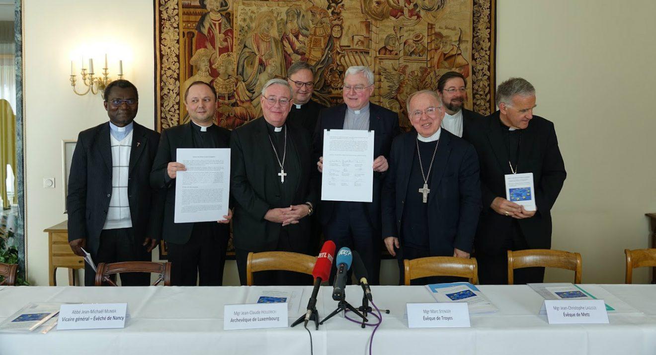 Elections: Les évêques de l'Euregio s'adressent aux citoyens européens