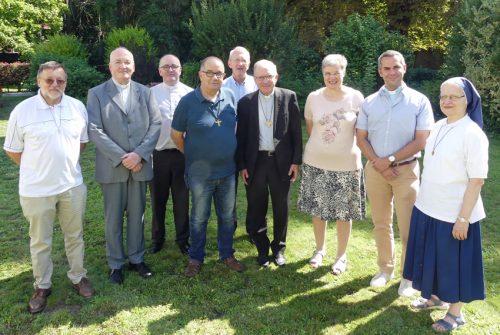 Conseil épiscopal Namur 2019