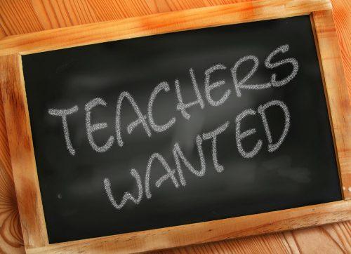 Manque de professeurs (c) Pixabay