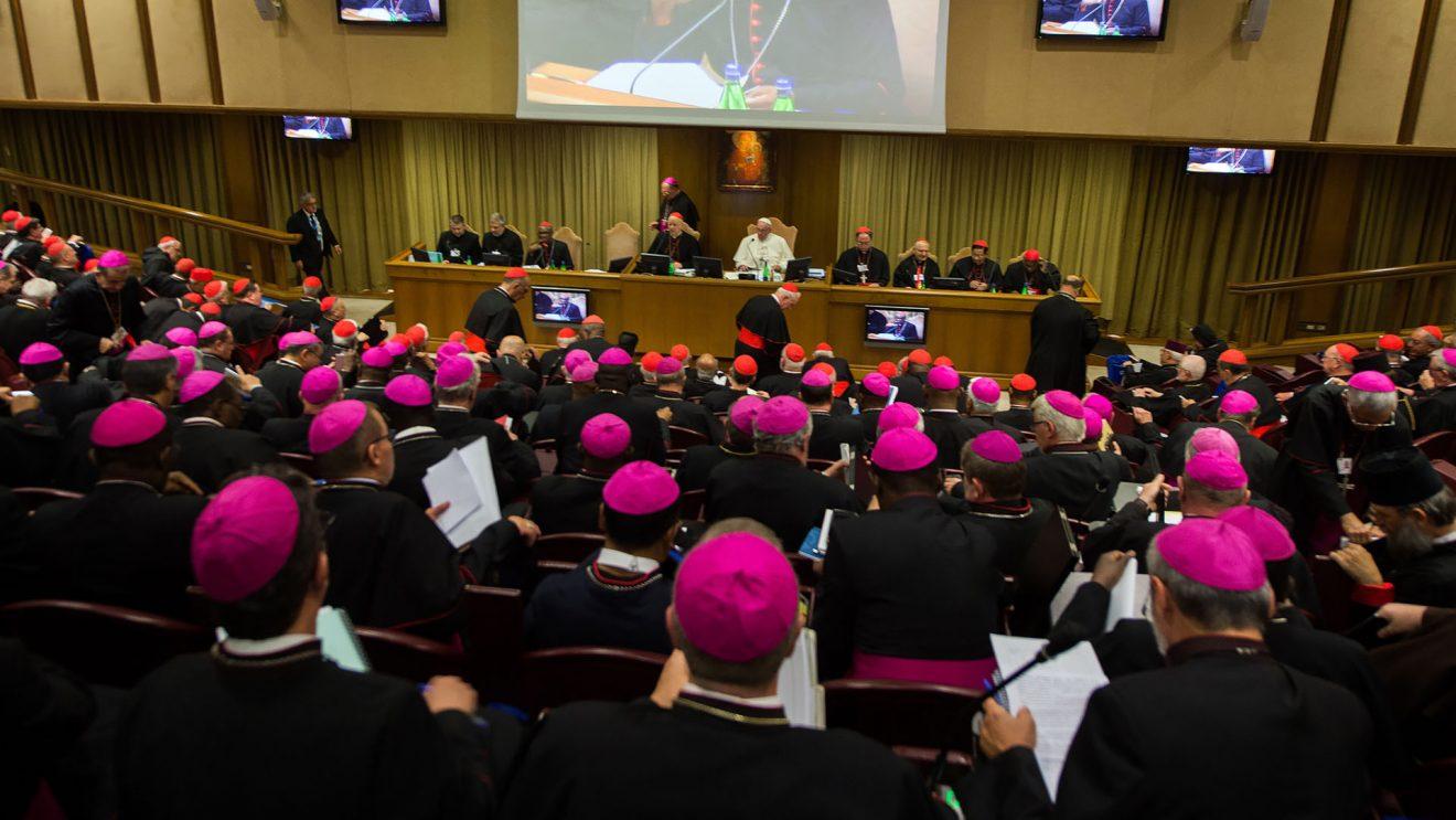 Pour la première fois, un synode décentralisé
