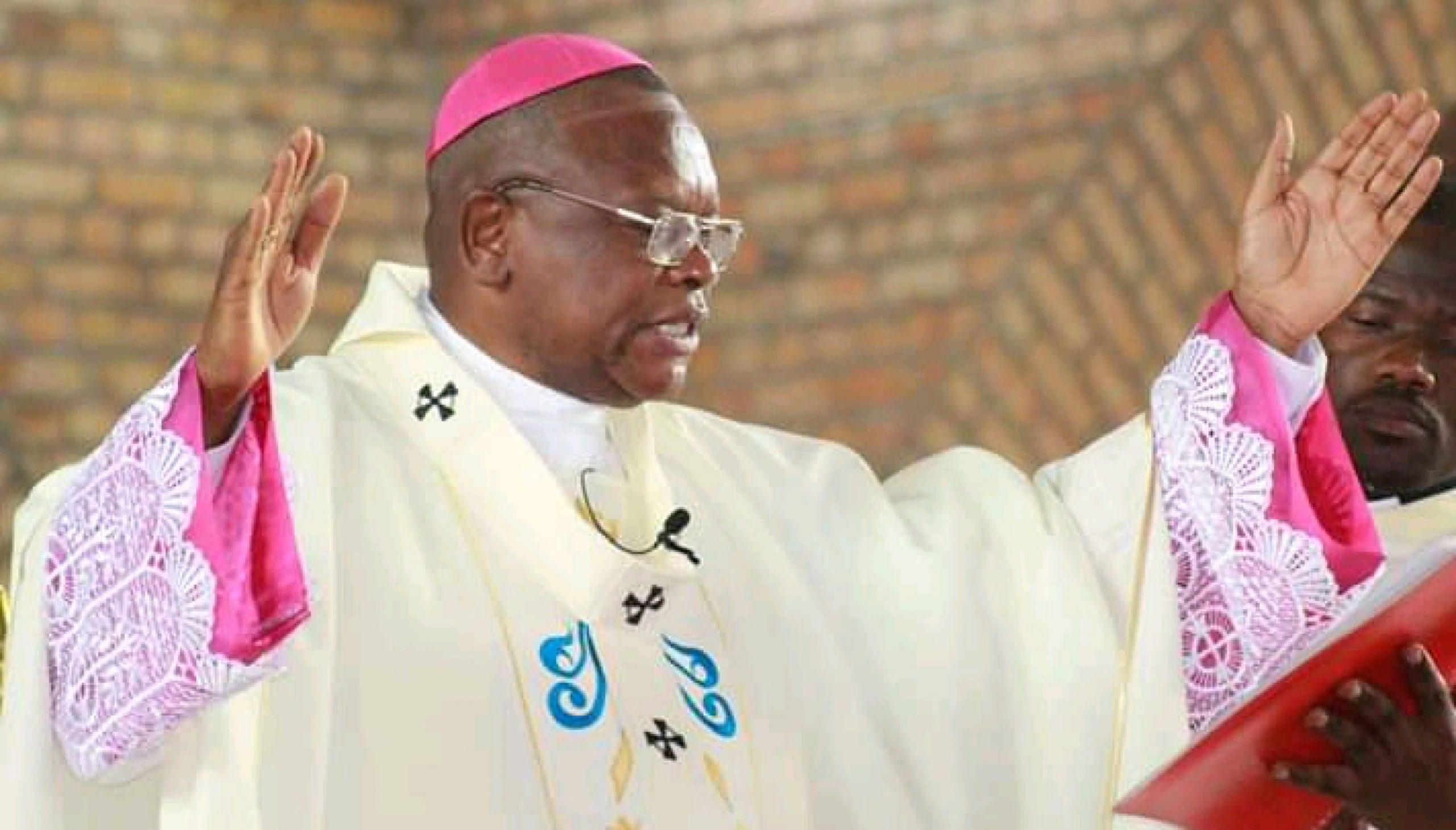 Le cardinal Ambongo Besungu fustige la scène politique congolaise - Le site de l'Eglise Catholique en Belgique