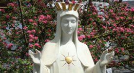 Semaine de prière avec Marie