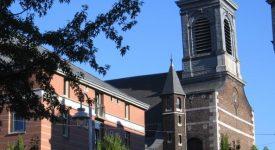 Église Saint-Nicolas, à Liège.
