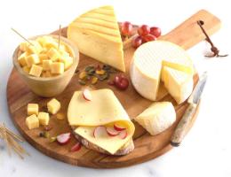 Sélection de fromage de ©Chimay