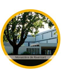 Monastère de l'Alliance à Rixensart