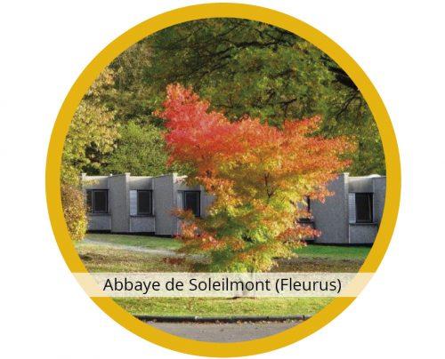 L'Abbaye de Soleilmont à Fleurus