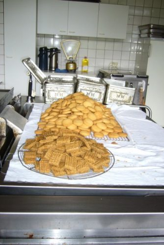 Biscuits du Monastère de l'Alliance à Rixensart