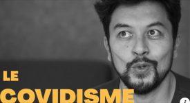 Découvrez vite la vidéo d de l'humoriste Karim Duval : Le covidisme, une nouvelle religion?