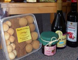 Biscuits et autres produits du Monastère de l'Alliance à Rixensart