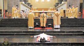 Frère Christophe ordination Mardesous