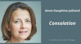 Anne-Dauphine Julliand - Consolation - Les Artèges