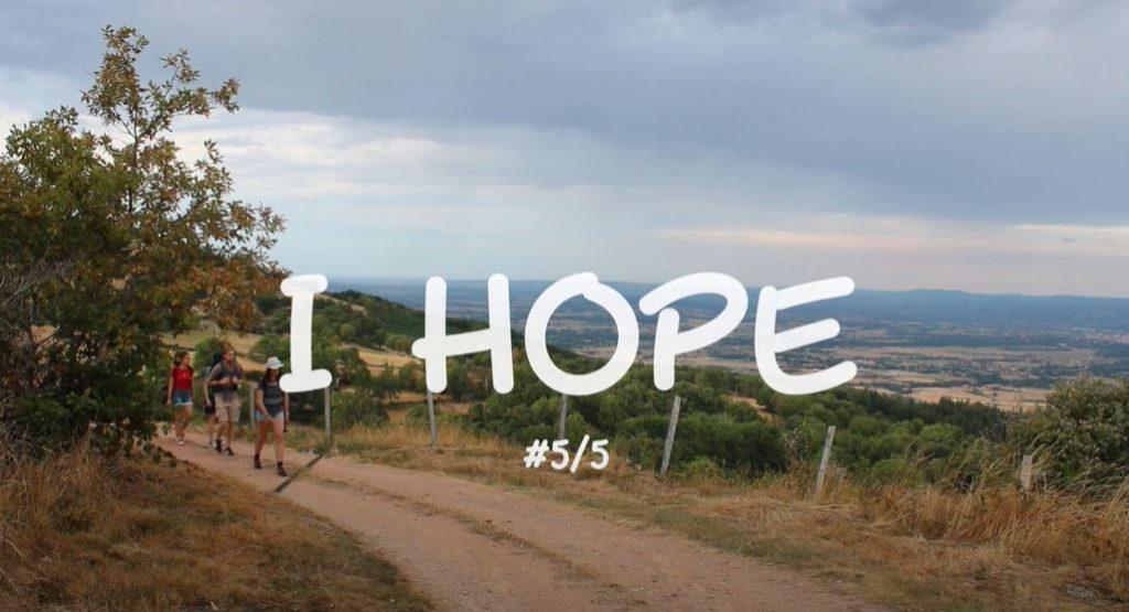 Série - I hope - Festival Saint Jean