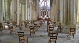 A Noël, les églises resteront vides…