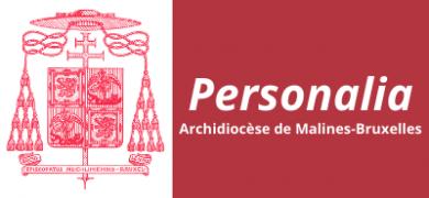 Personalia de l'archidiocèse de Malines-Bruxelles