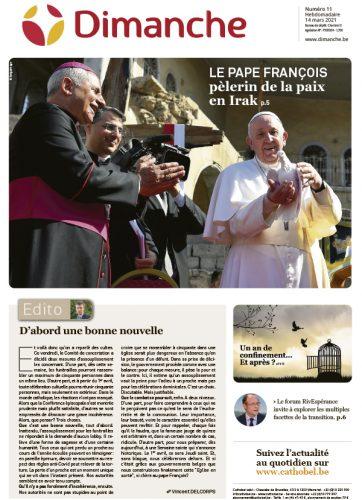 Sommaire du journal Dimanche n°11 du 14 mars 2021 - Le ...