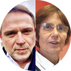 """Emmanuel Tourpe et Clotilde Nyssens interviendront le 10 mai à l'occasion du Dimanche des Médias sur """"La révolution numérique"""""""