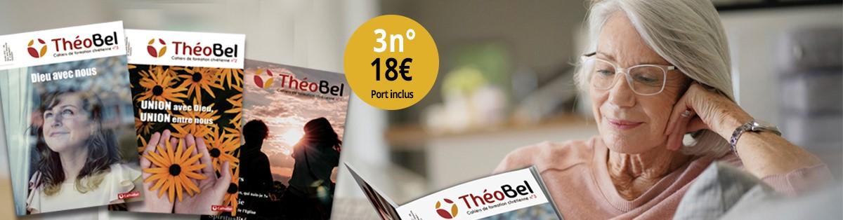 Commandez vos hors-séries ThéoBel à partir de 18€ !