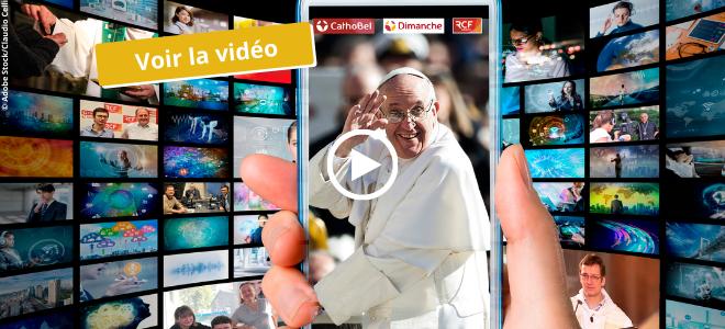 Vidéo Dimanche des Médias