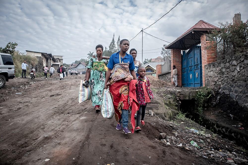 Goma : des scientifiques belges au chevet du volcan Nyiragongo