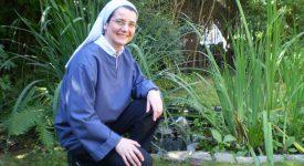 Sœur Marie-Jean, nouvelle prieure d'Hurtebise