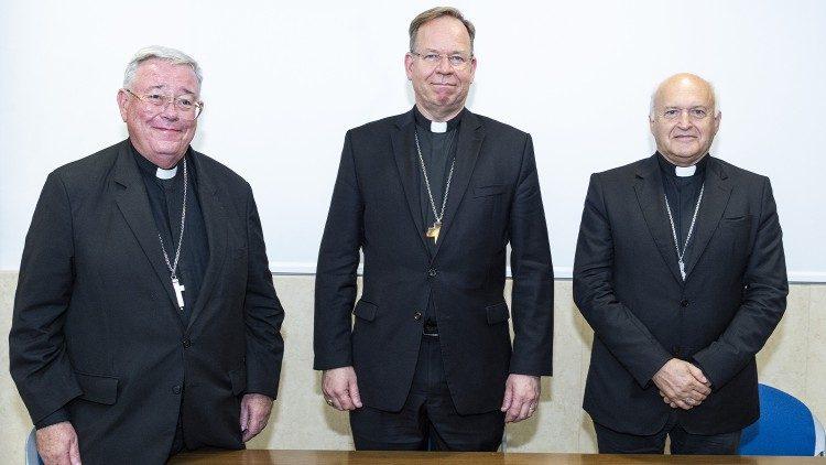 L'archevêque de Vilnius élu nouveau président de la CCEE