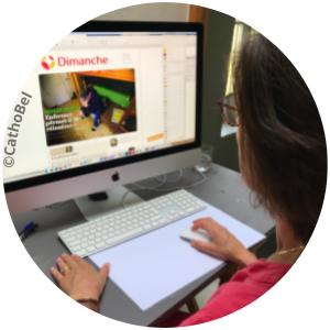 Avec un don de 30€ à CathoBel vous permettez à 12 personnes de recevoir la newsletter CathoBel pendant 6 mois