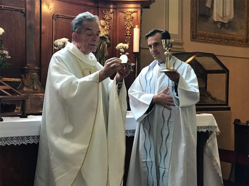 Mgr Aloys Jousten, évêque émérite de Liège, a rejoint le Seigneur lundi 20 septembre 2021