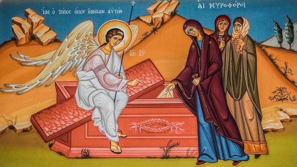 Les anges sont avant tout des messagers de Dieu