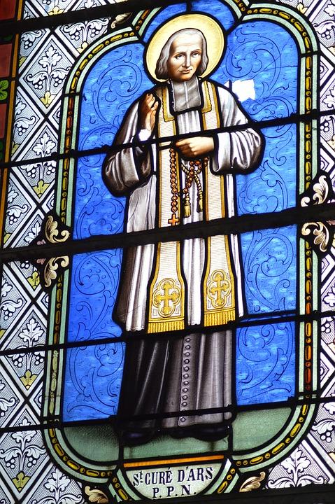 Le curé d'Ars est un bon exemple pour illustrer l'habit ecclésiastique en vogue à son époque