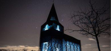 L'église invisible de Borgloon (Limbourg) sublimée par l'explorateur urbain Dragodeus