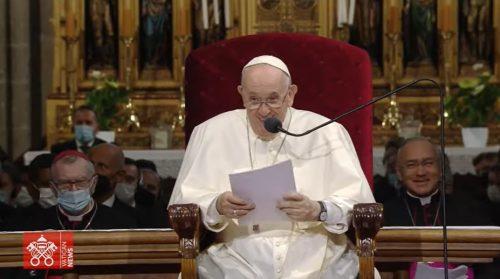Le pape François entame son deuxième jour de visite en Slovaquie