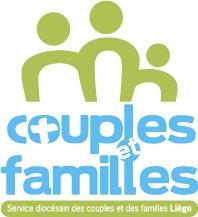 Logo du service diocésain des couples et familles de Liège