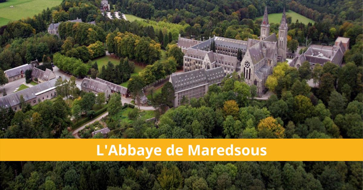 L'Abbaye de Maredsous, partenaire du Journal Dimanche -©Maredsous