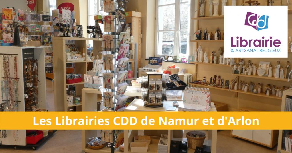 Sélection de crèches et objets religieux ©CDD Namur et Arlon