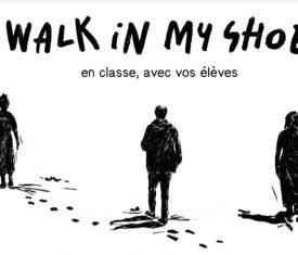 Walk in my shoes, outil pédagogique de Caritas pour parler de la migration